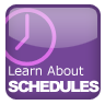 Learn about schedules