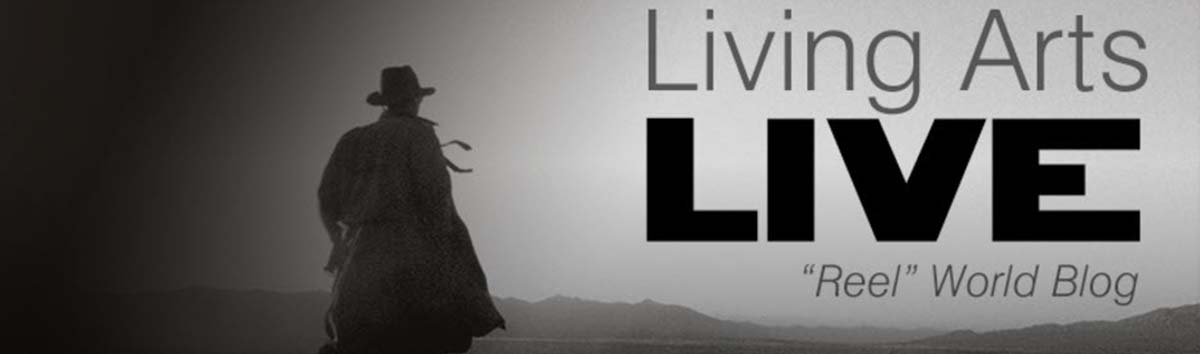 Living Arts Live Blog