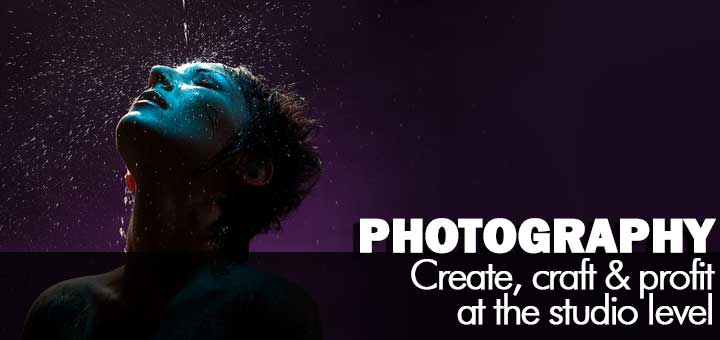 Photography School — Create, craft & profit at the studio level