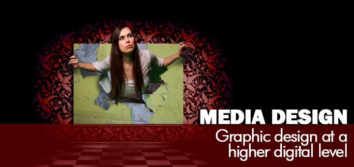 Graphic Design School — Graphic design at a higher digital level